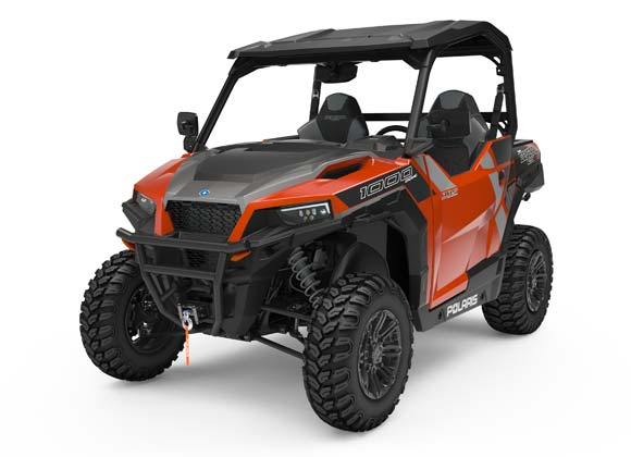 Polaris GENERAL XP 1000 Deluxe ABS Rust